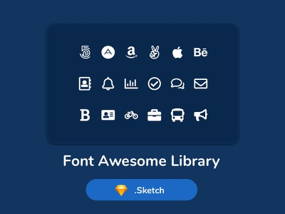 Free Font Awesome Libary Sketch icons set for sketch icon set font awesome icon font awesome plugin sketch font awesome icons font awesome sketch font awesome
