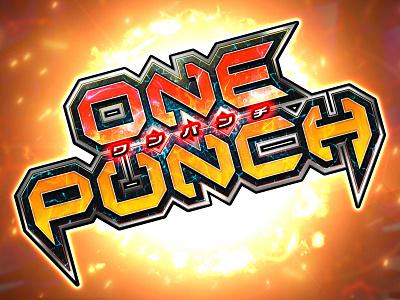 ONEPUNCH logo art artwork artist explosion design game art android app game graphic design graphic logo design logo