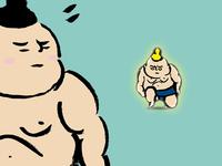 sumo wrestler 23