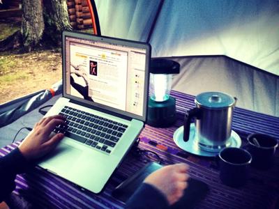 Work Camping 400