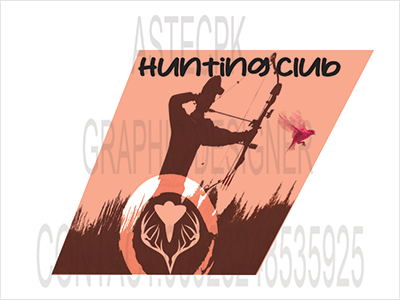 logo for hunting logo design branding