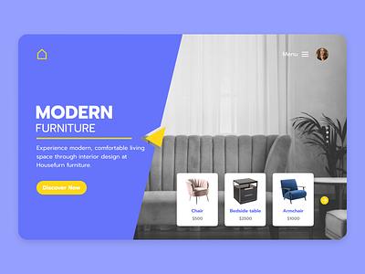 Furniture website modern furniture chair modern furniture website furniture design furniture web design website web tekono designtek