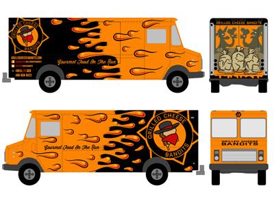 Gcb food truck