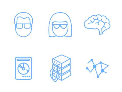 Tech Icons developer technology icon