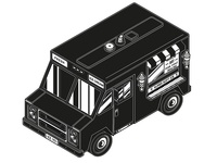Conspiracy FBI ice cream van