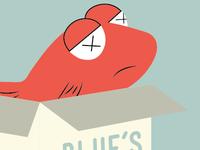 Blue's Fish 'n' Ships Shop