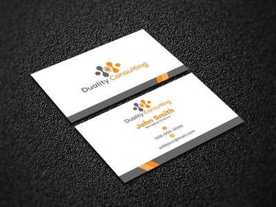 Business card minimal branding business card design icon illustrator cc photoshop graphic design