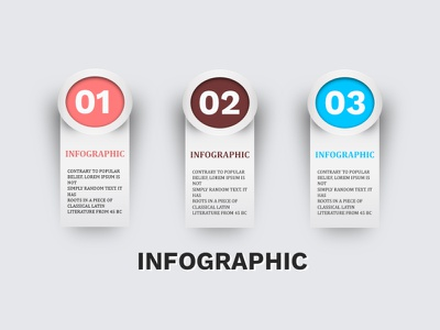 Infographic Papercut Number photoshop graphic design infographic infographic papercut number infographic papercut number