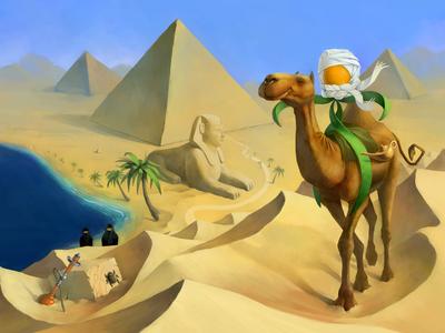 Wild Apricot • Calendar • Around the World • Egypt