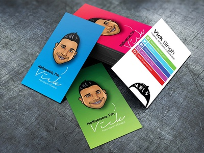 Own Business Cards 2012