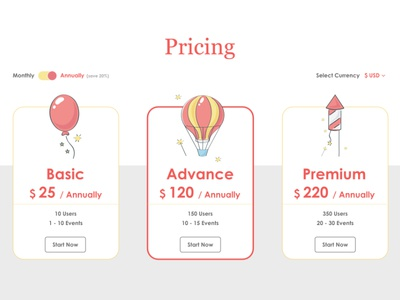 Price Table #01