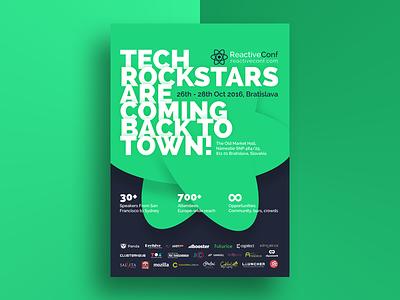 Poster proposal design rbanding print conference poster