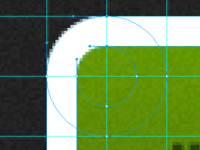 Geometric Corner Radius