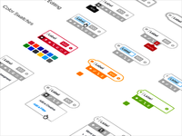 Style Guide for Mind Mapping App