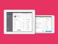 Human Resource Management iOS App