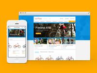 Responsive Ecommerce Website Design