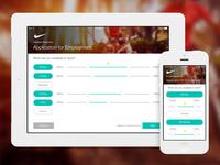 Work Schedule - Time Sheet - iOS App