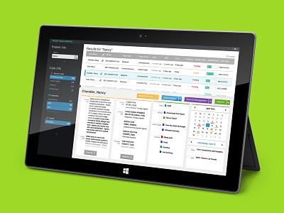 Windows 8 Healthcare Application Design healthcare application windows 8 design windows app app design search microsoft ui design ux design hospital daniel afrahim