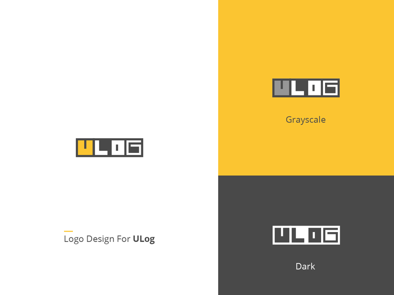 Logo design for ULog