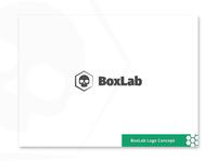 BoxLab logo concept