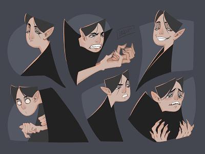 Askel characterdesign guy draw didgitalart artwork artist illustraion color didgital character art