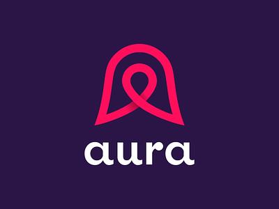 Aura брендирование женщина brand бренд женская одежда women women clothing цветок flower logo design брендинг logodesign лого логотип logotype logos logo graphic design design branding