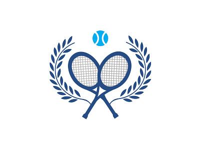 Israel Tennis Association Logo tennis logo