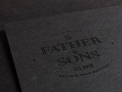 Father&Sons