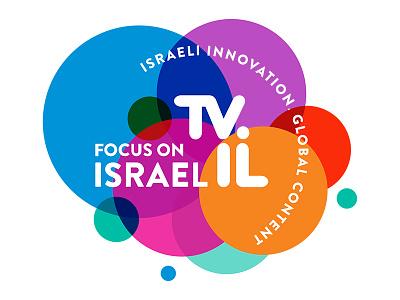 Focus On Israel Logo  mip miptv israel logo