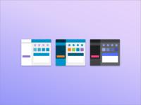 Whitelabel Theme Icons