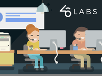 Support 46 labs