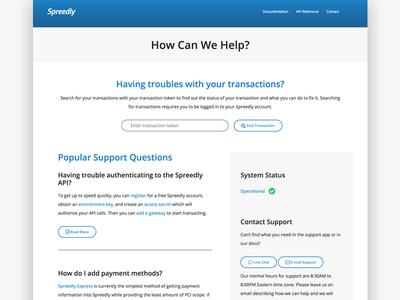Purposeful Web Design support dashboard web app minimal ux ui design web