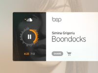 Bop Music Player Variation 1