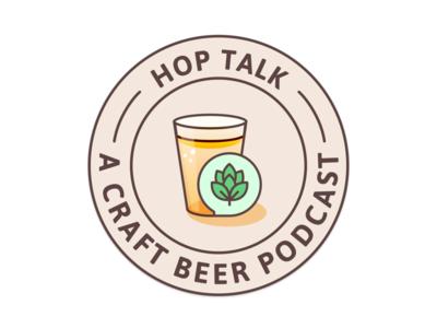 Hop Talk Coaster