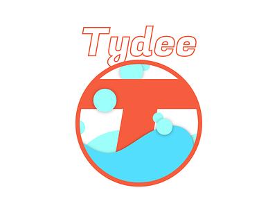 Tydee Logo illusration ux ui branding logo