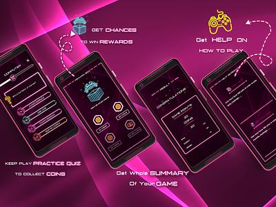 Game game design game illustration ui ux design app