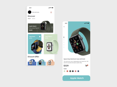 Apple conceptualizes design minimal ux typography ui animation