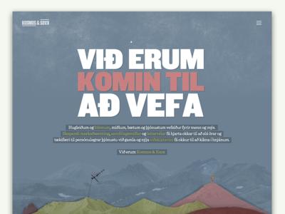 Kosmos & Kaos front page (sligth return)
