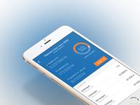 App design work for Arion Banki
