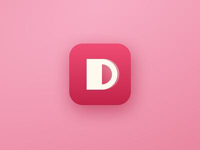 App Icon - Daily UI 005 valentines day valentine day valentine app logo app icon design app icon app dailyui 005 daily ui 005 dailyui005 005 branding ui ux design daily ui dailyuichallenge dailyui