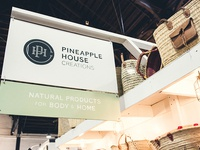 Pineapple House Creations Signage