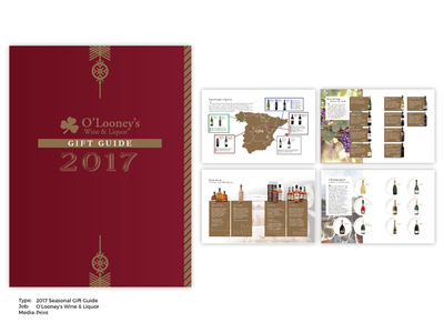 O'looney's 2017 Gift Guide