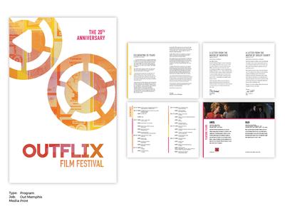 2017 Outflix Film Festival Program