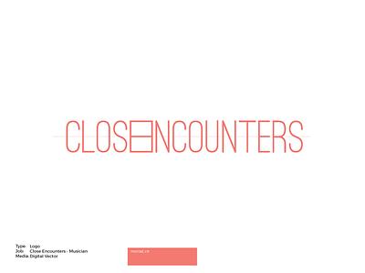 Close Encounters Logo