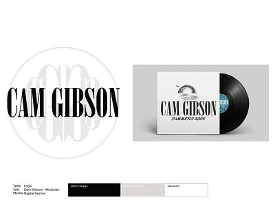 Cam Gibson Album Art
