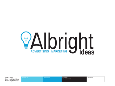 Albright Ideas Logo
