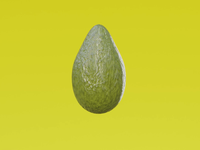 Guacamole Day 2019 motion graphics motion graphic guacamole blender blender3d 3d animation animation