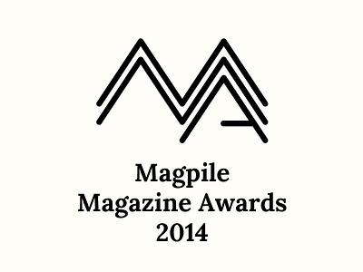 Awards mark magpile awards logo mark icon