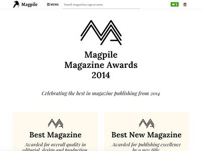 Magpile Magazine Awards magpile awards magazine