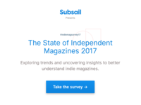 The State of Independent Magazines